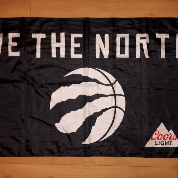 Coors Light Other - Toronto Raptors We The North Flag